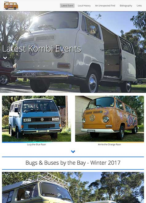 The Bus (Kombi, Microbus, Caravelle)